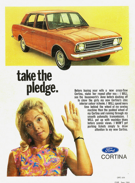 1969 Ford Cortina (South Africa) by IFHP97 on Flickr.1969 Ford...