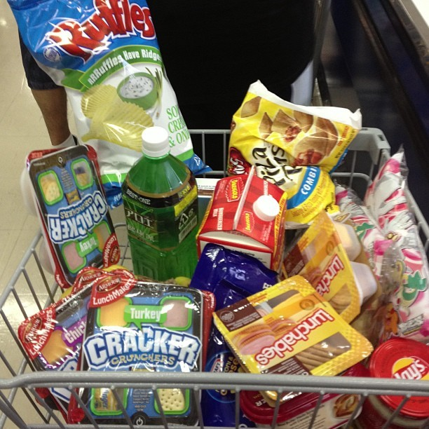 Not even half of what we got for this weeks trip! 😋👍🎉 #fareast #softball #fatties  (at NAF Atsugi Commisary)