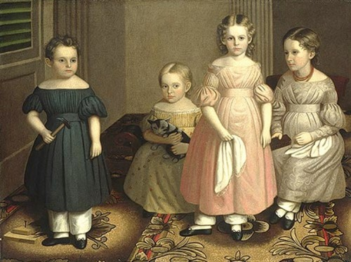 The Alling Children, by Oliver Tarbell Eddy