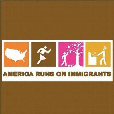 yosoylachina:  Preach. #immigration #immigrants #startedfromthebottom