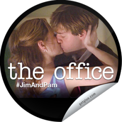 I just unlocked the The Office: #JimAndPam sticker on GetGlue                      1329 others have also unlocked the The Office: #JimAndPam sticker on GetGlue.com                  Jim and Pam forever! Congrats, you just earned a bonus sticker for The Office! Thanks for tuning in to the series finale tonight! Share this one proudly. It's from our friends at NBC.