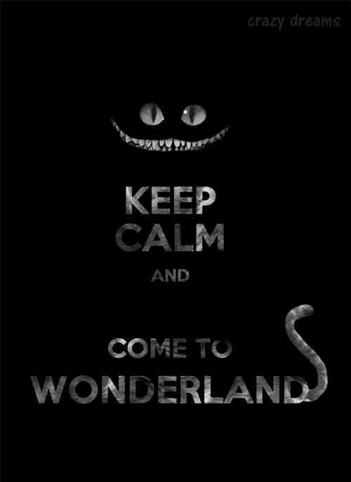 ingbrush:  wonderland sur We Heart It. http://weheartit.com/entry/61335141/via/ekaterina_k