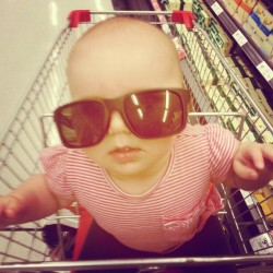 Supermarket chills #isntshelovely #myfamily #thekidsgotswag