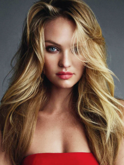 "Candice Swanepoel stars in ""Sweet as Candi"" for Vogue Australia June 2013, ph. by Victor Demarchelier."