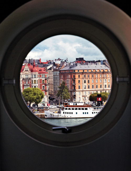 Room With a View | Lydmar Hotel, Stockholm, Sweden