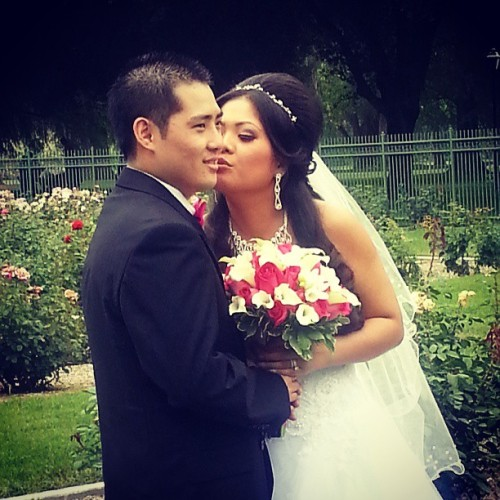 Hugs and kisses to Nicole and Kevin aka @lilaznbro on their wedding this weekend. xoxoxoxo