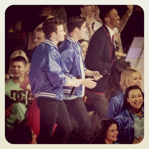 warblercookies:  Oh look more Crisscolfer.