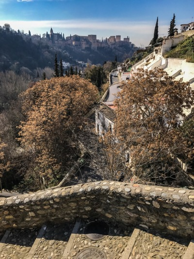 #granada, #spain, #andalusia, #photographers_on_tumblr, #my_own_pictures, #landscape, #cityscape, #original_photographers, #original_photography, #sacromonte, #alhambra