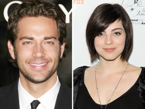 broadwaycom:  CHUCK's Zachary Levi and Krysta Rodriguez to headline FIRST DATE on Broadway