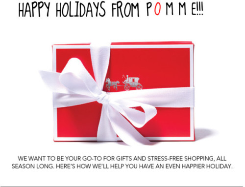 holidays by mademoisell3mily on PolyvoreCOACH : HOLIDAY GIFT SERVICEScoach.com
