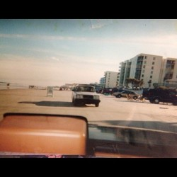 2001 driving on the beach /skipping school etc.