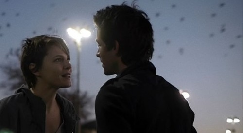 First Full 'Upstream Color' Trailer Looks Absolutely Gorgeous  by Scott Beggs   Completely shunning the typical mode of movie marketing where every secret and scene is revealed in the trailer, Shane Carruth has managed to make his follow-up to Primer seem even more mysterious the more he shows of it. Granted, the first teasers looked a bit too faux-poetic to take seriously, but the first full trailer is a wonder to behold. Even though it shares maddeningly little (you can read a synopsis here), the imagery is stunning, and the selected scenes hint that there's at least a palm worth of plot to this thing. This may seem like hyperbole, and it might simply be the trailer's brainwashing talking, but if we praise Malick and Anderson for their abilities to craft this kind of emotional visuals, shouldn't Carruth's name be haunting the same halls? Sure, he hasn't made many films, but if his name weren't on this (and you knew nothing of it), wouldn't you have guessed it was Malick's signature? Keep that in mind and check it out for yourself. Upstream Color hits Sundance and the Berlinale before getting a limited release April 5th.