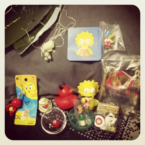 #designer #vinyltoys #forsale  #simpsons #nerdy #monsters #collection