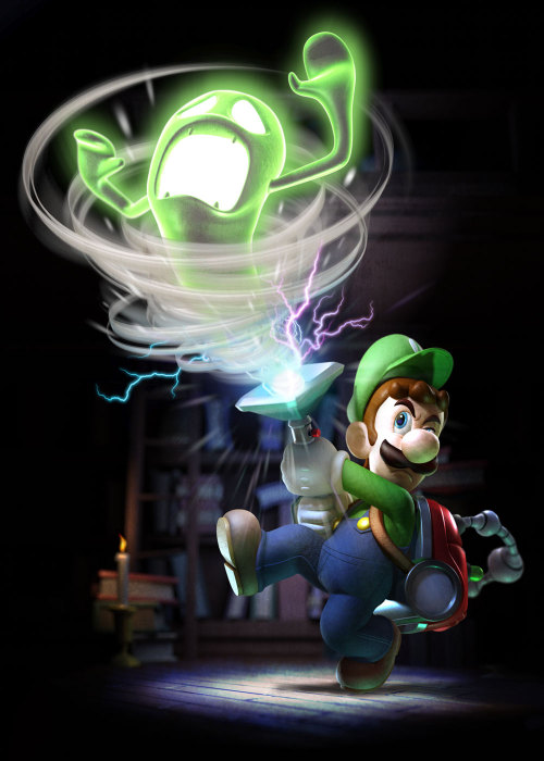 Luigi's Mansion: Dark Moon Metareview 93/100 IGN 93/100 GameTrailers 90/100 Nintendo Life 85/100 Game Informer 85/100 EGM 80/100 Edge Magazine 70/100 Joystiq