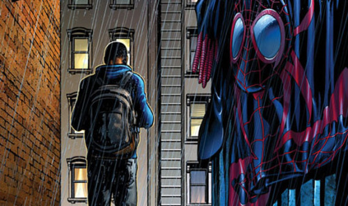 Is this the end of the Miles Morales Spider-Man?