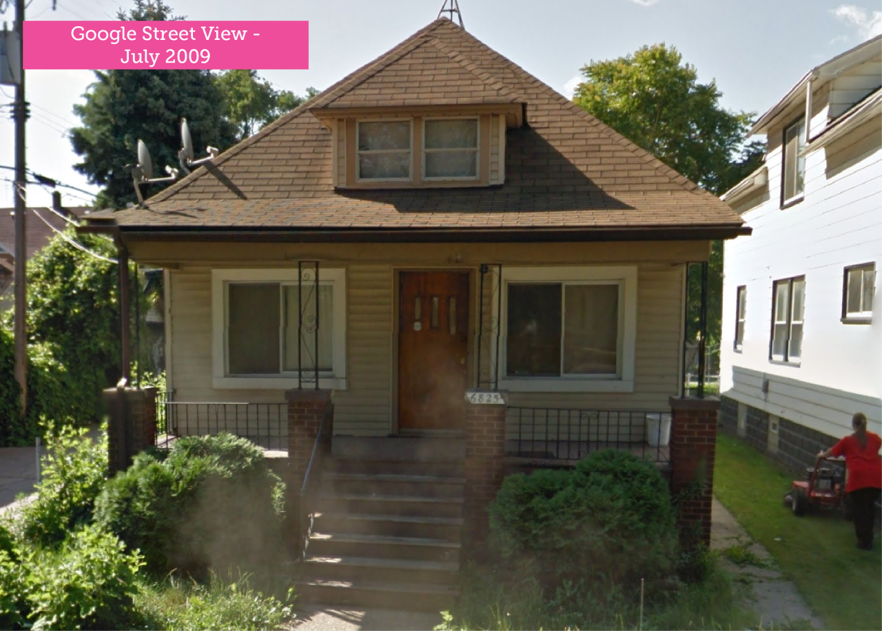 This property was purchased in 2005 for $92,000. Today, it is in the Wayne County Tax Foreclosure Auction after accruing $13,994 in unpaid property taxes at an assessed value of about $30,000. That&#8217;s quite a property value collapse.<br /><br /><br /><br /><br /><br /><br /><br /><br /><br /><br /><br /><br /> See the property&#8217;s auction page here.<br /><br /><br /><br /><br /><br /><br /><br /><br /><br /><br /><br /><br /> See the Motor City Mapping data here.