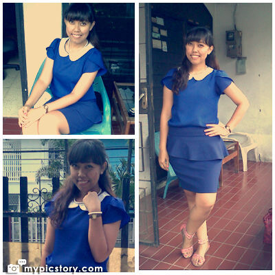 love in blue :)