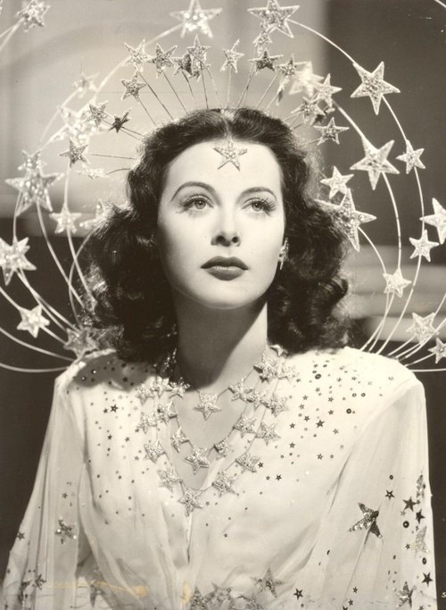 walkingdownaleafylane:  Hedy Lamarr in Ziegfeld Girl - 1941.