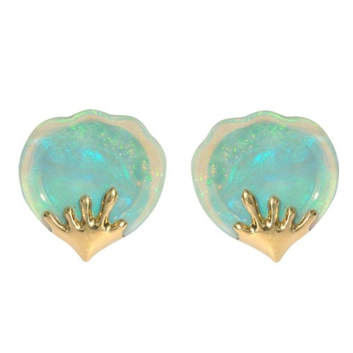 superfrenci:  Tiffany & co. Opal earrings