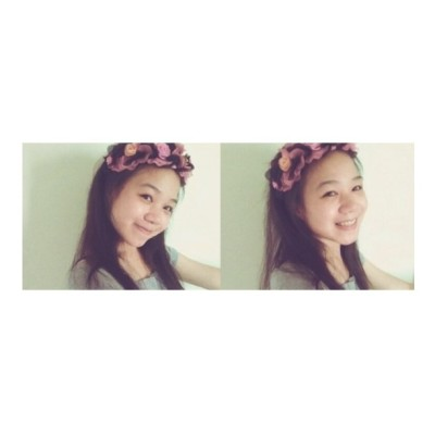 หมวกสังกะสี. #me #girl #face #smile #mukstories #lol #flowers #happy #happiness  #nice