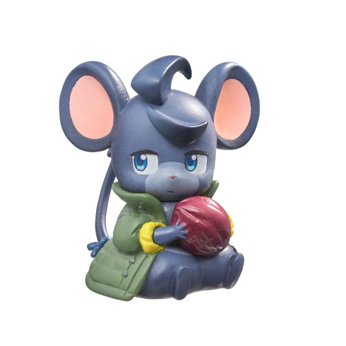 "diligentnewtype:requiemjesta:hobbylinkjapan:The ""space rats"" of ""Mobile Suit Gundam: Iron-Blooded Orphans"" have been turned into mice for this adorable figure set from MegaHouse!Iron-Blooded Orphans 3-chome no Orphanchu by MegaHouse They made Ein into a rat because that's exactly what he fucking is.Is Ein supposed to be a hamster or a rat? Lol!!!I kind of want the Biscuit mousedamn these are adorkable"