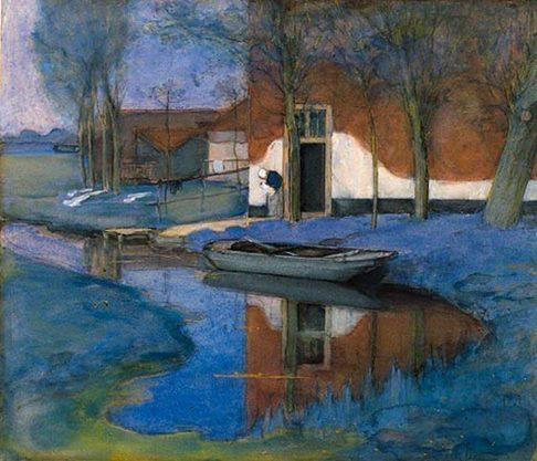 colin-vian:   Piet Mondriaan (1872–1944)