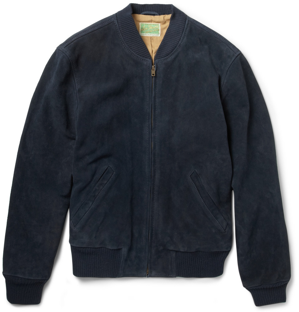 fuck you levi's.  you and your $875 1960's suede bomber jacket.