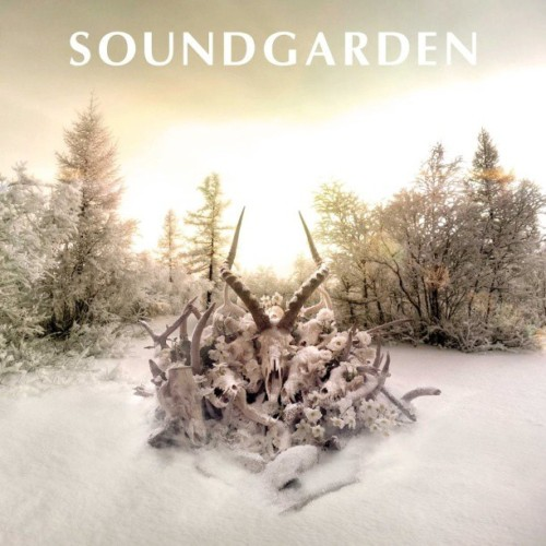 #KingAnimal #Soundgarden #Fucking #Awesome!
