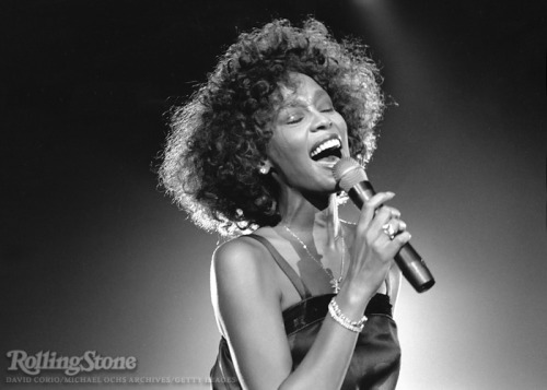 Whitney Houston passed away one year ago today. Take a look at photos spanning her career.