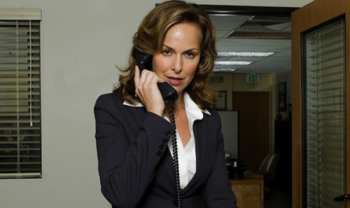 The Best Recurring Characters On The Office. Jan Levenson. I wish they didn't make her as crazy as she was towards the end because she was dynamite - full of so much ferocity and zany appeal. But then again, season 4 was full of some of her best moments on the show. Karen Filippelli. Rashida Jones deserves so many Emmys for the consistently brilliant work she delivers on TV. If there was ever a time when it felt like Jim and Pam didn't belong together, it was when Karen was on screen. Holly Flax. It took me a long time to like her. It was like she was written as a reaction to Jan and meant to humanize Michael Scott. But after awhile it worked because the romance between the two started feeling real. Also, Amy Ryan is just wonderful. The Documentary Film Crew. (Not Brian) Okay, not so much of a character or recurring at that, but the camera brought so much life to the show. The head nods to Pam when she looked to screen or the spy shots or the way the show's main characters would react to their presence. Mose Schrute. Family characters on the show were always hit or miss but Mose was used sparingly and hilariously enough that it worked. Somehow he always felt like a nature fit, especially with Dwight's crazy beet farm back story and of course, the awesome hazing of Ryan.