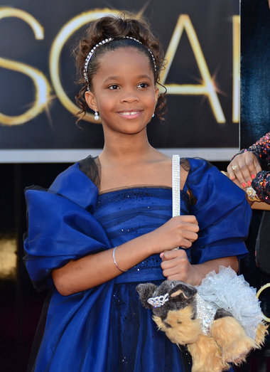 "The Onion apologizes for offensive Quvenzhané Wallis tweet (Photo: Frederic J. Brown / AFP - Getty Images) Not all humor is for everyone (just read reviews of Seth MacFarlane's Oscar night hosting job), but some jokes cause everyone to agree that a line has been crossed. Such was the case Sunday night when, for nearly an hour, a tweet by the Onion applied the c-word to 9-year-old ""Beasts of the Southern Wild"" star Quvenzhané Wallis. On Monday, The Onion CEO Steve Hannah apologized and promised disciplinary action for ""those individuals responsible."" Read the complete story."