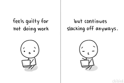 chibird:  This is me right now… I have a research paper to write and I have absolutely no motivation. >: