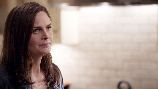 "bones-buddytv:  ""I love you, Booth. Isn't that enough?"" -Brennan Best 'Bones' Quotes from the Season 8 Finale 'The Secret in the Siege'"