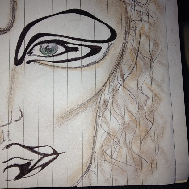 #sketch #alexbox #inspired #illamasqua #humanfundamentals #eyeliner #precisionink #blending #contour #kett #highlighter #blockedbrows #tribal #shoot #drawing #biro #lad #LadPointsForMe #YeahiSaidit #bruh #gangsta