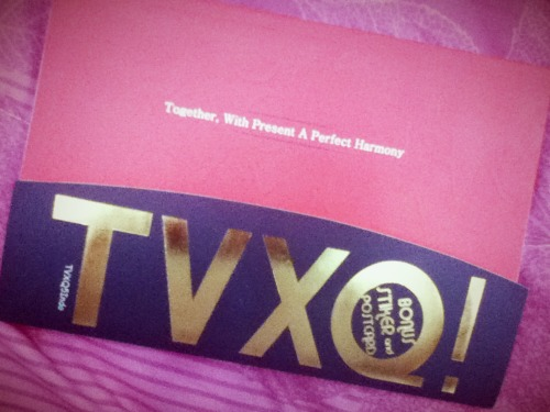 TVXQ! – View on Path.