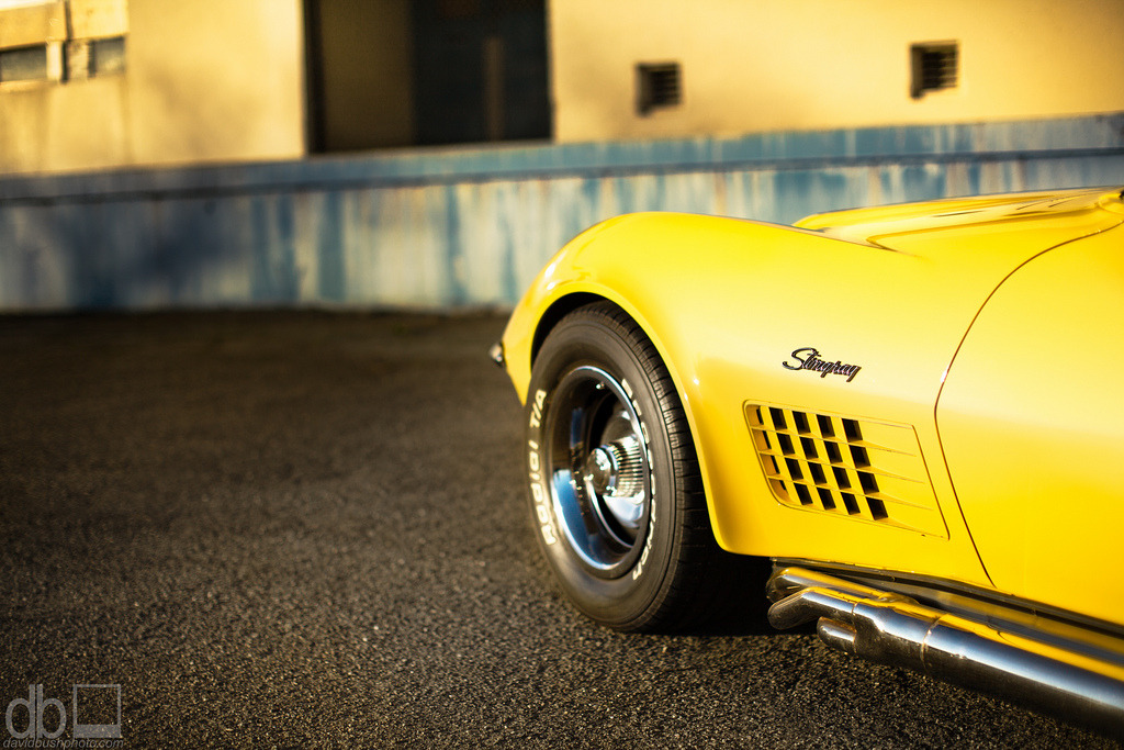 automotivated:  1970 Corvette Stingray LT1 for Corvette Magazine (by davidbushphoto.com)