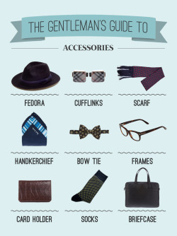 thedappergentleman:   A selection of men's fashion essentials to always look dapper.