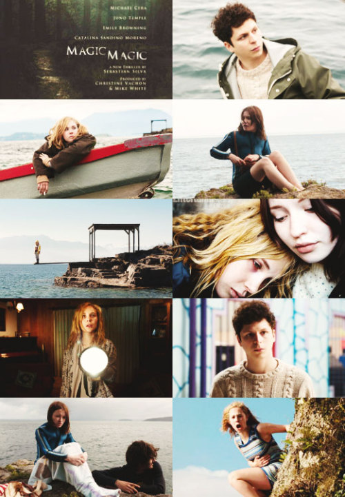 Magic Magic starring Emily Browning, Michael Cera and Juno Temple