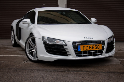 automotivated:  Audi R8 (by pskrzypczynski)