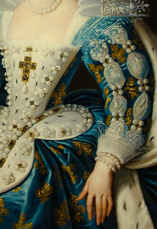 Anne of Austria, Queen of France, Mother of King Louis XIV (1622-1625) Peter Paul Rubens
