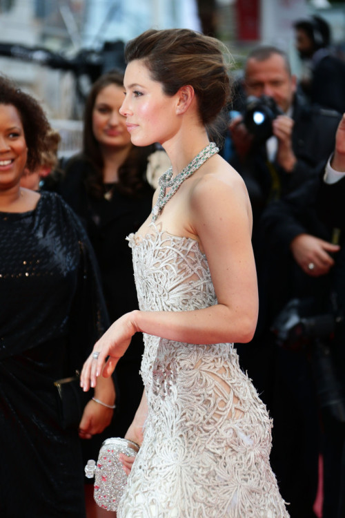 Jessica Biel - 'Inside Llewyn Davis' premiere at the 66th Cannes Film Festival 5/19/13