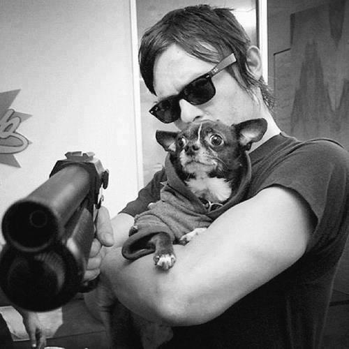 Mmmmmmmmm Norman Reedus is incredibly hot