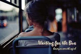 "heyhaveyouseenthisgirl:  Waiting for the Buswritten by HaveYouSeenThisGirL (Denny)From www.haveyouseenthisgirlstories.com""I'll be going.""  when he said that, he actually meant it.5yrs I go, I missed the bus and I met a guy…""Oh gosh, I'll be late for my bus."" I was running like it was a matter and death situation when infact, I was only running for the bus. It was already 4.38pm and my bus was to arrive 2minutes after, at 4.40pm. I knew I wouldn't make it in time but I tried and run for my life, I mean bus. ""Huff! Huff!"" when I arrived the bus stop I was already running out of breath and I had my hands on my knees for support.""It just left."" I was a bit surprised when someone talked, I raised my head and saw a guy sitting on the bench of the shed, he was reading a book.""Ah."" I was a bit disappointed, I went to the same bench and sat at the other end, ""Did you miss the bus too?""He raised his head and smiled at me, ""Sort of."" After that, he continued reading and I kept silent. I think the silence lasted for about 5minutes or so, the guy who was sitting next to me broke the ice.""I guess we'll need to wait for another half hour, right? It's really boring to wait for the bus."" The bus always comes every 30minutes.""Ah, yeah… right. It's really boring."" I kicked the floor and some scattered rocks on it, ""What are you reading?""""This?"" he raised the book, ""It's Now or Never by HaveYouSeenThisGirL.""""Huh? What's that about? And what a weird screen name for an author."" I felt that the atmosphere was a bit becoming friendly. The guy seemed nice and he IS really nice.""The author's actually weird but the story is really cool. It's a love story but still a guy like me is enjoying reading such story. I can feel through it."" he brushed his hair with complexed expression.""Really? What is it about?""""It's about a guy who fell inlove with a girl from afar and he never had the courage to confess it to her. The title is Now and Never because there is a part wherein the guy has to decide if he should confess it or not in that day because if he does not confess that day, there wouldn't be any chance for his feelings to be heard anymore.""""Uhh… Why so?"" suddenly I became curious with the story's plot and I had the urge to actually borrow it from him because I'm actually a fan of lovestories.""Who knows…"" ""Huh?""""I've not reached the ending yet so I don't know… haha!""""Ahh… But you said before that you can feel through it, is it because you're the same with the guy protagonist?""He looked at me as if I hit the jackpot but then he looked away, ""Yeah… I actually like a girl but she doesn't know what I feel.""""Oh, but why don't you confess it?""""I don't have the guts.""""Oh c'mon.""""Really,"" he sounded troubled, ""I'm afraid.""""Of what?""""That she might reject me… She doesn't even know me & I don't even know if she's got a boyfriend…""""If you like someone you'll have the courage to take the risks. If I were you, I'll confess to her right away.""""D'you think she will like me too? Do I look awful or what? Am I ugly? Or am I too stereotypical? If you approve of me, I'll confess my feelings to that girl right away.""I don't even know why we had such topic, we were merely strangers but I felt like I wanted to help him so I patted his shoulder, ""What are you saying! You're goodlooking and I'm pretty sure that that girl will accept you! Just have courage! If you don't confess your feelings, she'll never know and are you contented like that? You'll live your life with what ifs if you don't let her know.""He looked convinced with my words that he nodded, ""You're right, I'll confess right away.""He searched something in his pocket and pulled out his phone and dialed a number. I waited in silence as he waited for the other line to respond, he kept on tapping his fingers on the bench. The only thing I was unsure of was he kept on looking at me all the time he was waiting for the other line to respond.After some minutes, he placed back the phone inside his pocket.""So?"" I asked, a bit worried.""I don't know, no one answered the phone.""""Are you sure you dialled her number?""""Yes, I'm pretty sure. I asked a friend of hers for her number.""""Maybe she's busy right now, why don't you try it later?""""I will.""Another 5minutes of silenced followed after that. ""How about you, d'you like someone?""""Hmm… Nah…"" I actually did not have someone to like before.""Why?""""I dunno, maybe I've not found a guy to like yet. Well, I'm not really in a hurry so I'm not troubled with it.""""Oh, but what is your ideal guy?""""Someone… uhh…"" I tried thinking for a minute, ""Umm… A guy who has black hair with blonde highlights… umm…""""Isn't that a bit foreign-ish?""""Haha! But I think it's cute! I also like guys who have a piercing in the ear! Then, then! I also like a guy with blue eyes! It's so hot! Oh, please add hot figure!""""You're ideal guy is non existent."" he had this weird expression after he commented and because of that I actually laughed hard.""Don't be so mean! I mean.. atleast the guy should be sincere and loving, I'm fine with it.""""Ah, it's hard.""""What is?""""Ah nothing,"" he shook his head, ""It's arriving.""""What is?"" I saw him looked at his wristwatch.""The bus.""I stood up and looked if the bus was actually arriving but I saw the other bus which goes another way.""Huh? Are you gonna take this bus and not the other one?""""Nope. I'm taking this one.""""Oh, I thought we'll be riding the same bus.""""We always do."" he said something that I did not hear because the sound of the arriving bus was too loud.""Well,"" he stood up, ""I'll be going.""""Oh, and I thought we could still talk some more, I was actually enjoying. Anyway, you always wait in this shed right? I guess, we'll be seeing each other tomorrow.""""I don't think so."" before I could ask him, he already entered the bus and waved goodbye to me. From the windows of the bus, I saw him crying… The bus left and I stood there for some minutes confused of what just happened.""I don't think so.""  when he said that and I saw him crying, I did not have a single idea why.But when I sat back on the bench, I saw the book he was reading.""Oh, he forgot."" I took it and placed it on my bag, ""Maybe I can return it to him tomorrow.""After some minutes, my bus arrived. I went home, changed my clothes, had my dinner and did some stuff. It was 8pm when I decided to check my phone.""Oh, where is it?"" I had already undone my bag, I've already scattered all the things in it on my bed but I still wasn't able to find it. I went to my check my drawers and I found it inside my studytable's drawer. That day, I forgot my phone in my house. When I checked it, I had 5missed calls… All from the same anonymous number, the first call was 4:53 and I already had the feeling that it was the call from the guy from the shed…I checked my messages after, I ignored all messages except a message from that anonymous number.From: +63************Message: I never had the courage, I love you. Thank you for today, goodbye.Out of shock, I cried. I sat down in my bed and saw the book he was reading, I took it and opened it.  But I was again surprised by the thing I saw in the book…It was a handwritten book and I had my picture pasted on the first page with the caption, ""And this is all about my feelings for her.""I started reading it, I could not believe everything that was written there.""I don't even know if she had ever noticed me or if she knows that I go with the same bus with her. I never seat and wait in the waiting shed because I was afraid to get near her or she might hear my  noisy heartbeat. I always make sure I seat at the back of her so I can smell her fragrance and hear her voice everytime she speaks with her friend or with her family on the phone. I felt a bit of a stalker myself but that was the only thing I can do, to just watch her. I don't have the courage but I do really like her.""The book wasn't finished, out of 200pages, it only reached 157.""I don't even know how things will be… Today, I'll be going to California and study there. My flight's at 7pm. This is the last day and I've decided to wait at the shed for the first time, I do hope she'll take the bus today. If she does, I might confess my feelings to her… But I don't really know if I could confess, in the end I'm a big coward. Maybe if I fail to confess to her, atleast I'll try to have a small chitchat with her… I want to have a memory with her even for a second. Argh, I'm really troubled. It's now or never…""After finishing the book, I looked at the clock… 8.57pm.His flight was 7pm, he already left.Even 5yrs had already passed, I still can't forget that guy whom I don't even know the name. Everytime I wait for the bus, the memory I first&last talked to him plays. It must be weird to say, but that day I actually fell inlove… love for me went in fast and the one I love went away fast.I'm now working as a writer in a publishing company, he has been my inspiration with my love stories. I even made him as one of my characters and a lot of my readers actually liked his character. I have always hoped that one day I'll see him again waiting for the bus in that same bench.""Oh gosh! I'll be late for my bus!"" I am running for my life, nah kidding, I am running for the bus. I only have 2minutes until the bus arrives. Like always, I knew it's impossible to catch up for the bus having only 2minutes but I always have my hopes in me so I'm trying my best to run.""Huff! Huff!"" as soon as I reached the bus stop, I have sweats falling and I'm running out of breath. I placed my hands on my knees and trying to inhale and exhale properly.""It just left."" Hearing the same voice and remembering the same scene, I felt like I am having a dejavu. I lifted my head to see who it is but I felt disappointment as soon as I saw his hair and ear. I can't see his face 'coz it is covered with a book. But I'm 100% sure that it's not him, as far as I remember he's not as muscular as this guy in front of me and he doesn't have blonde highlights and a double piercing on the right ear.""Ah, okay."" I said disappointed and sat at the other end of the bench.""I like your book."" I am surprised when he spoke but he still has the book covered in his face. Just then, I saw what he's reading… it's my story, ""Now and Never"".""Ah, really? Thanks. How did you know I'm the author?""""'Coz you're famous. Your work was even made into a film."" right, it was actually filmed and was even adopted into  korean & american film. That book was a great hit, I think it's because I wrote it with my heart.""But you're not original."" I am taken aback when he said that.""Excuse me?""""I thought Now & Never was written by HaveYouSeenThis Girl?"" Before, I have understood why that guy had a screen name of HaveYouSeenThisGirL, it was because he was referring to me… he was always looking for me from afar… I have always been touched with the idea, I always read the book until now and it never fails to warm my heart.""Copycat."" he takes off the book away from his face and I think I am imagining…It's not him, he doesn't even have blue eyes… but it looks like him….""You said your ideal guy is someone who has hot body and a blonde-highlighted hair with piercings on the ear and also with blue eyes. I did it all though I had to put contacts for the eyes, I'm not foreign."" he scratches the back of his neck as he smiles awkwardly, ""I have the courage now.""THE END.  My favorite One Shot ♥"