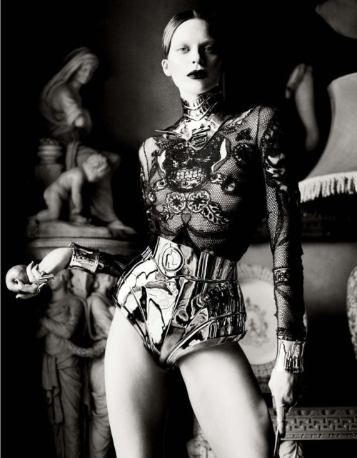 Interview Magazine, March 2012 (+) photographers: Mert Alas, Marcus Piggott Elise Crombez