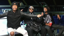 SCHOOLBOY Q HINTS AT SUPER-GROUP WITH DANNY BROWN, AB-SOUL AND A$AP ROCKY.'CALL THAT WHOLE SHIT DRUGGY'S WIT HOES'Oh man.