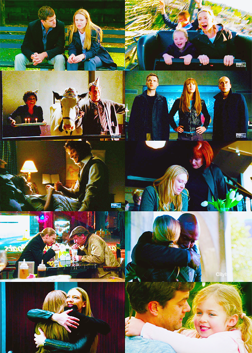 """it's not really a science fiction show, it's a show about a family."""