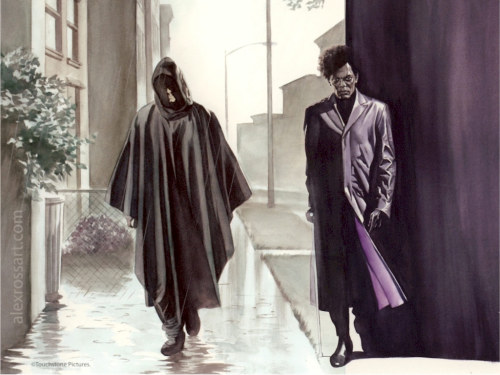Unbreakable by Alex Ross