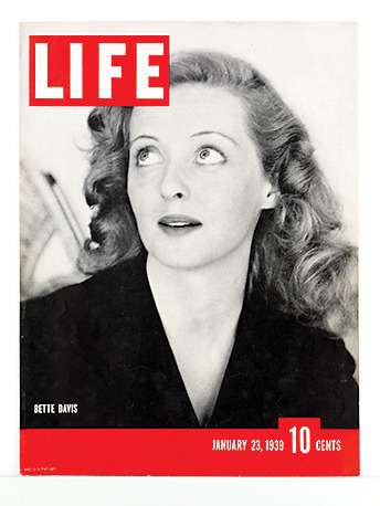 life:  On this day in LIFE magazine — January 23, 1939: Bette Davis