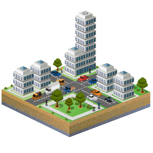 What Can Urban Planners Learn from SimCity? | StateTech The newest version of SimCity, the 24-year-old video game that made urban planning cool, is set to arrive in March. The game allows users to build and manage a city, forcing them to make decisions about education, energy, water, sewage and transportation.