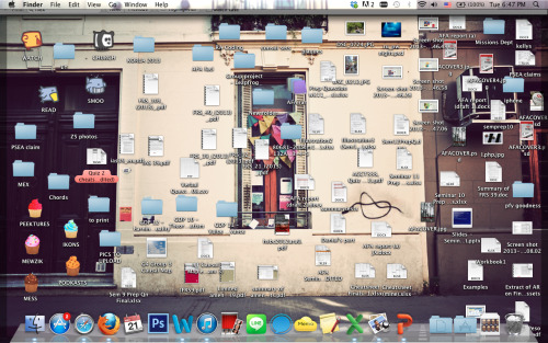 how le desktop looks like when work piles and I am busy rushing reports. remembering this moment because its not for long more kelly, not for long. hmm.. and actually maybe i'm always this messy…